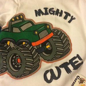 Garanimals Mighty Cute long sleeve shirt